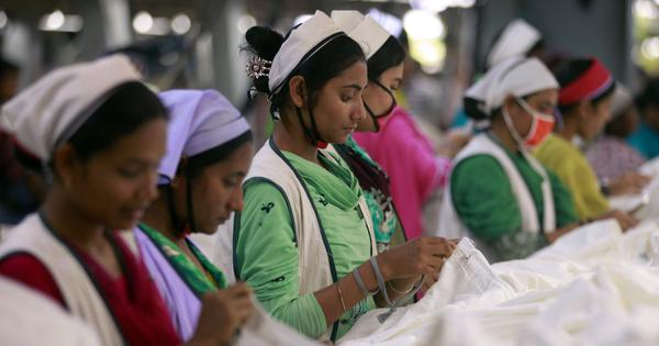 Why is Bangladesh's GDP growing despite Covid-19, while other economies are contracting?