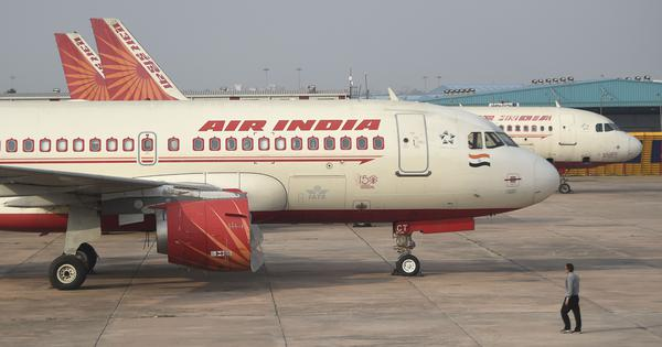 Air India to send some employees on leave without pay for up to five years