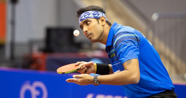 Table tennis: Sharath Kamal emerges winner at Oman Open to end decade-long title drought
