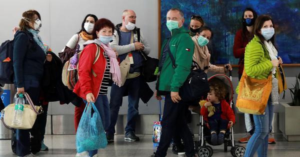 Negative RT-PCR report mandatory for international passengers, says health ministry