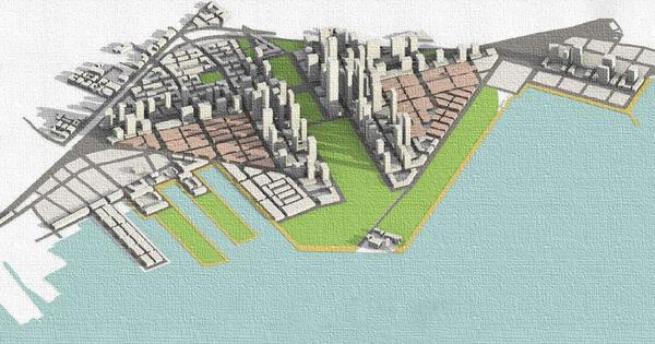 Plan for Mumbai's Eastern Waterfront uses public land to benefit the wealthy – and must be resisted