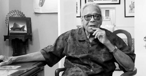 Nemai Ghosh (1934-2020): 'Boswell with a camera' dies at 86