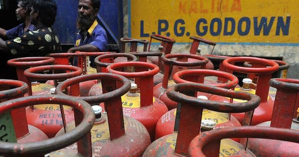 LPG prices increased for second time this month after Centre raises distributors' commission