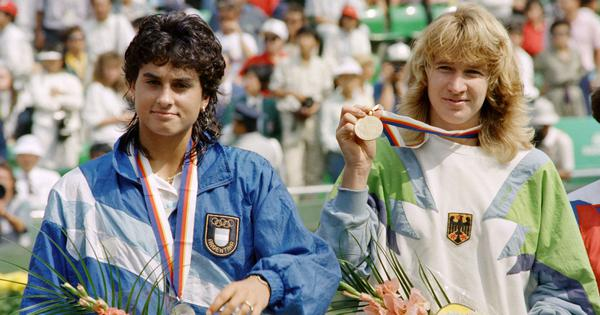 Pause, Rewind, Play: When Steffi Graf became the only tennis player to complete the Golden Slam