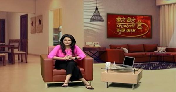 Caught on live TV: Aaj Tak anchors play 'antakshari' to show how to pass time during a lockdown