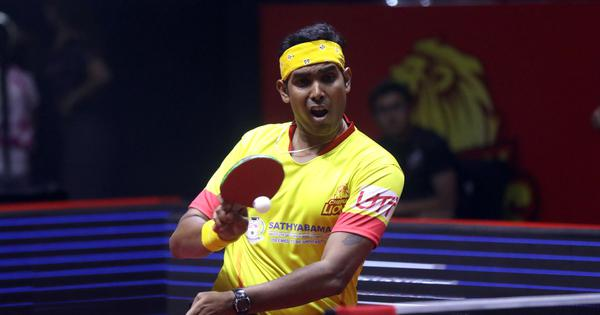 Table tennis: After ending decade's wait for a title, Sharath Kamal dealing with uncertain times