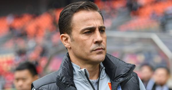 Coronavirus: Cannot tell how horrible it feels to see Italy suffer like this, says Fabio Cannavaro