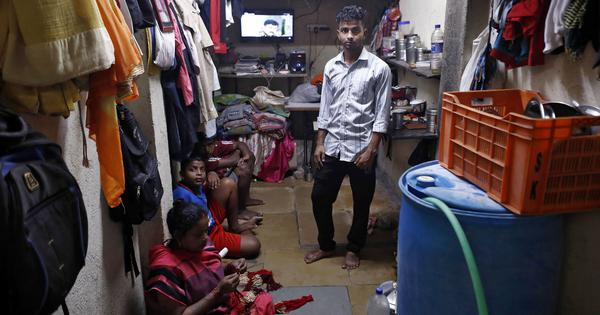 'Not much we can do to keep ourselves safe': Fear grips Mumbai's slums as Covid-19 cases rise