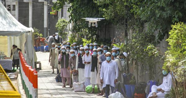Covid-19: Nearly 2,400 evacuated from Nizamuddin Markaz after 36-hour effort, says Delhi government