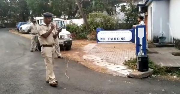 Coronavirus lockdown: Goa policeman sings to urge people to stay indoors
