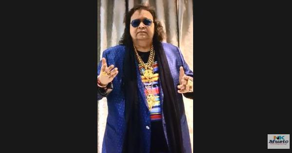 'It's a tough time': Listen to composer and singer Bappi Lahiri's new song on coronavirus