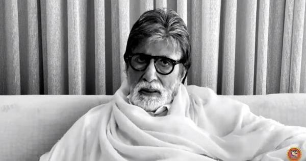 Watch Amitabh Bachchan, Rajinikanth, Priyanka Chopra, Ranbir Kapoor, other stars in new short film