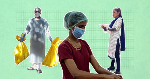 Beyond doctors: Neglected frontline workers need coronavirus safety gear