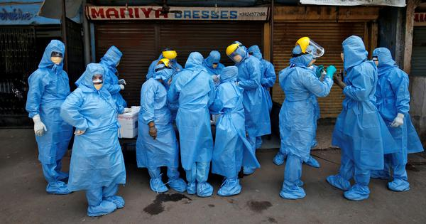 Coronavirus: For first time, India registers over 1,000 deaths in a day, tally stands at 22.15 lakh