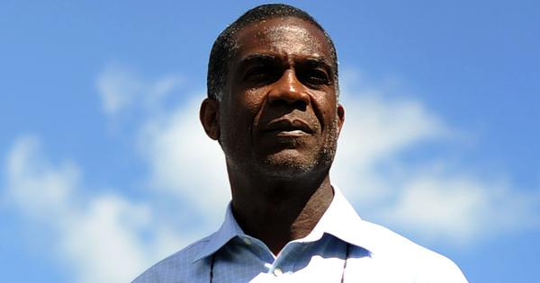 Watch: West Indies great Michael Holding gets emotional remembering mother's battle against racism