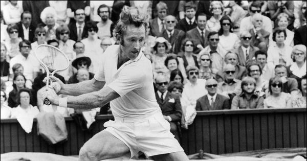 Pause, rewind, play: Rod Laver wins the Calendar Grand Slam in 1969 – the last male player to do so