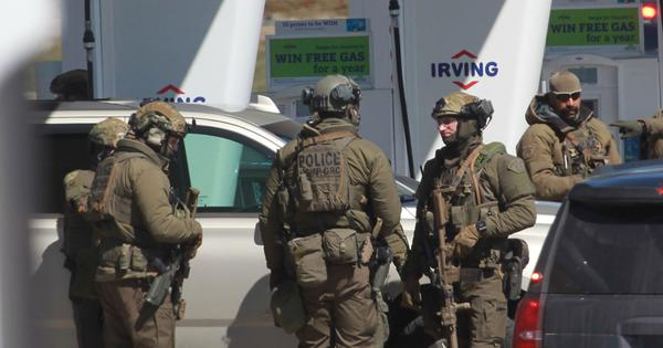 Canada: At least 16 killed in shooting incident in Nova Scotia province