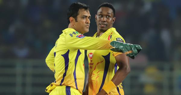 As a player he absorbed pressure, never panicked: Dwayne Bravo pays tribute to MS Dhoni