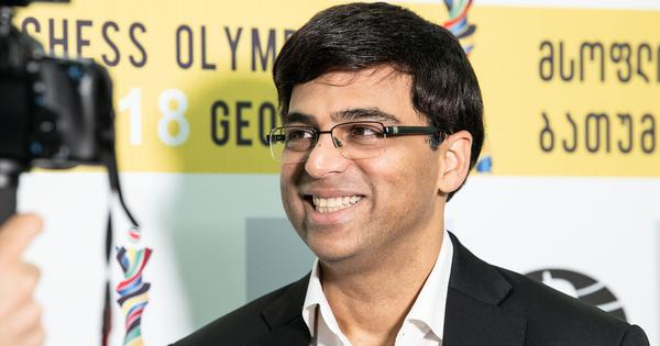 Good to be home: Chess legend Viswanathan Anand returns to Chennai after three months in Germany