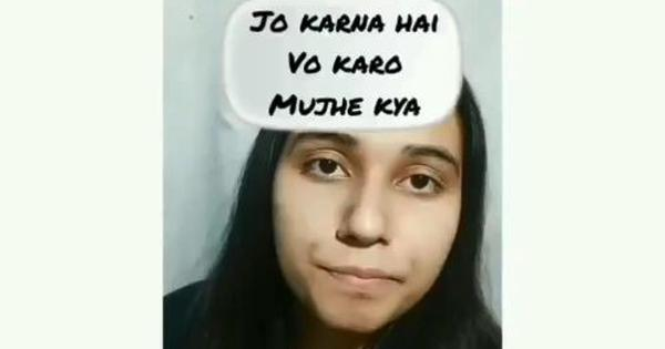 Comic Saloni Gaur reimagines Instagram's 'gibberish challenge' with an Indian mother's statements