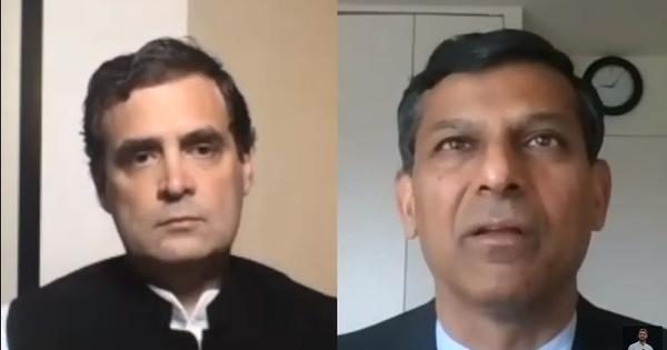 'Lockdown after reopening could diminish credibility': Ex-RBI chief Raghuram Rajan on Indian economy