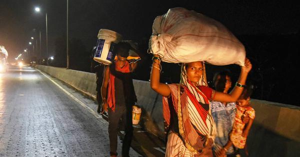 'Nightwalkers glide through Tier III towns': How can India heal its coronavirus-ravaged cities?