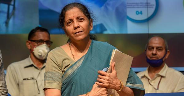 India can see economic recovery from next year, says Nirmala Sitharaman