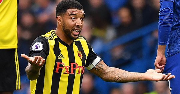 Coronavirus: Watford's Troy Deeney says family was abused for his decision to not resume training