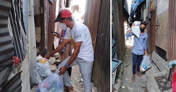 In Mumbai's Shivaji Nagar slum, an NGO is helping six lakh residents keep Covid-19 at bay