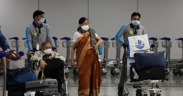 Covid-19: On Day 1, several flights cancelled in Delhi, complaints pour in at Mumbai airport