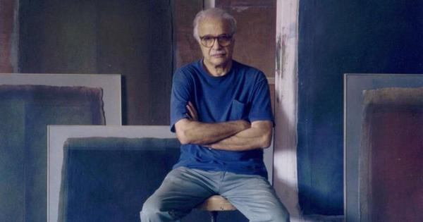 Mehlli Gobhai: A legacy of untitled paintings and the ability to show love without using the word