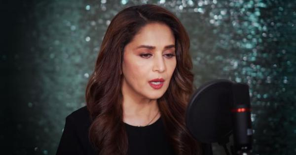 Watch: Actor Madhuri Dixit releases her first song, 'Candle'. It's lockdown-themed. It's in English