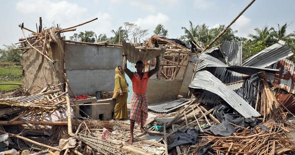 'Sundarbans is finished': Super cyclone Amphan leaves a trail of misery in Bengal