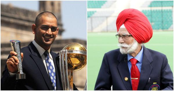 When legendary captains met: Hockey great Balbir Singh Sr's chance encounter with MS Dhoni in 2016