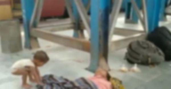 Migrant crisis: Video shows toddler trying to wake up dead mother at Muzaffarpur railway station