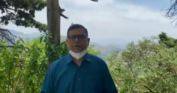 Watch: No major fires raging in Uttarakhand, says forest department conservator