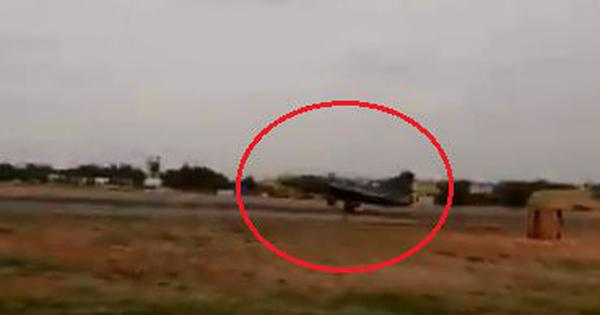 Watch: Air Force chief flies LCA Tejas at the induction ceremony of the aircraft's second squadron
