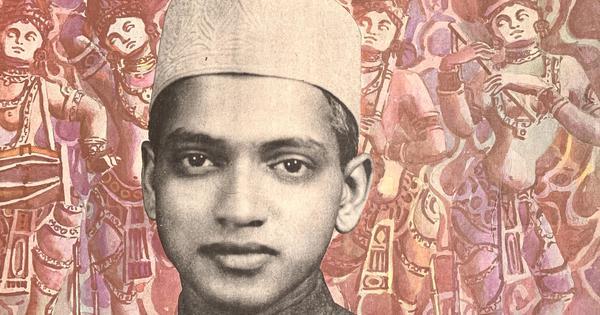 Listening to the makeshift abandon of DV Paluskar's Raag Shree
