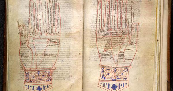 From the archives: A glimpse of ancient Hebrew and Latin treatises on palmistry