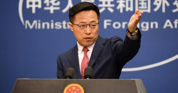 Border standoff with India not linked to bilateral relations, says China