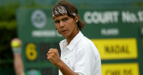 Watch: Even at 16, 'fighter' Rafael Nadal knew he wanted nothing but greatness