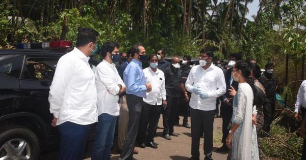 Cyclone Nisarga: CM Uddhav Thackeray announces Rs 100 crore aid after Raigad visit