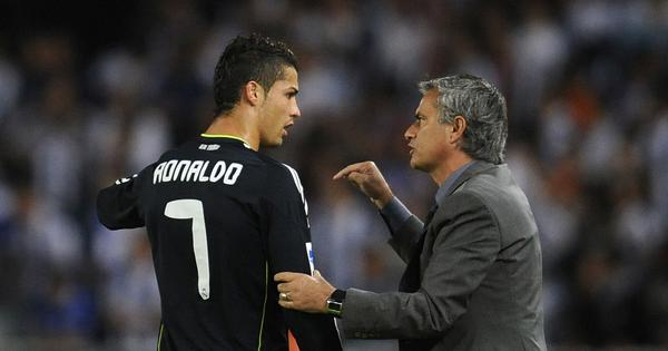 Ronaldo was on verge of tears and almost got into a fight with Mourinho at Madrid, recalls Modric