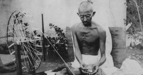 How the movies celebrated Mahatma Gandhi, who thought that cinema was 'a sinful technology'