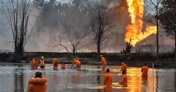 Assam: Baghjan blowout killed, fire doused completely, says Oil India