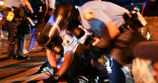 United States: Fresh protests in Atlanta after police officer shoots African-American man