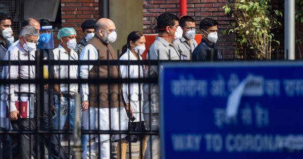 After contracting Covid-19, most Indian ministers are being treated in private hospitals