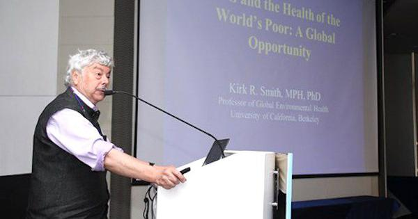 Kirk Smith (1947-2020): The US scholar who encouraged India to switch from dirty cookstoves to LPG