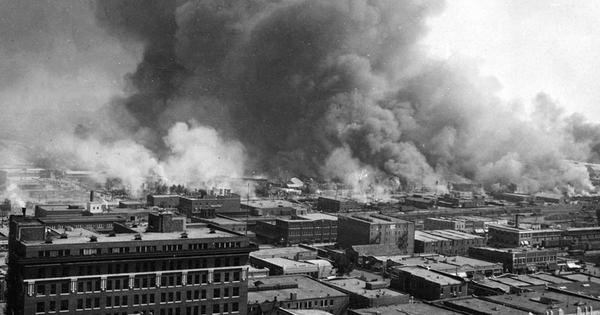 America ignored the Tulsa race riots for decades. For me, it's a piece of family history