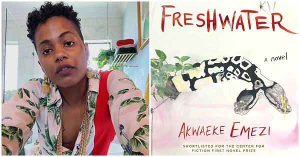 For a look at transgender spirituality through an African lens, read Akwaeke Emezi's 'Freshwater'